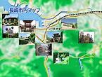 長崎観光マップイメージ