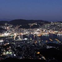 長崎観光タクシー夜景観光モデルコース