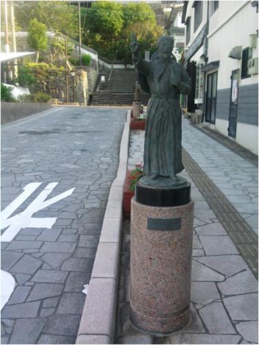 フランシスコ・ザビエル像