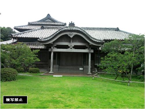 神代(コウジロウ)鍋島邸