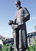 ド・ロ神父記念館